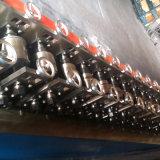 Laminato a freddo la formazione delle macchine per i profili di sistema di griglia del soffitto T del metallo di produzione