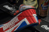 Zoll geprägte Firmenzeichen-weiche Gummistab-Seitentriebs-Matte für Verkauf