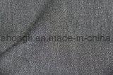Escoger echado a un lado aplicado con brocha, la tela teñida hilado de la tela cruzada de T/R, 250GSM, 63%Polyester 33%Rayon 4%Spandex