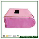 Коробка вахты PU традиционной таможни кожаный пластичная
