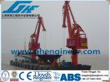 25t25m Portail Mobile Terrestre Maritime jetée Crane