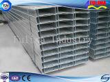 건축 (CC-001)를 위한 직류 전기를 통한 강철 C 채널 또는 도리