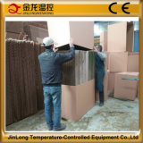 Jinlong corrugou a almofada refrigerando da pilha da celulose/almofada refrigerando das aves domésticas