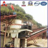 Máquina de construção de eixo vertical Pedra triturador de impacto de pedra