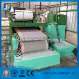 Linea di produzione della macchina della carta velina della toletta del rullo enorme della piccola scala