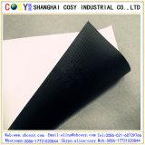 Drapeau arrière de PVC de noir pour l'impression extérieure