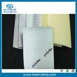 Feuille de mousse de préservation de chaleur avec du papier aluminium