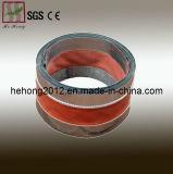 ケイ素上塗を施してある適用範囲が広いダクトコネクター(HHC-280C)