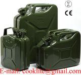 L'otan essence Military-Spec Jerry peut l'acier de carburant du réservoir de stockage de gaz