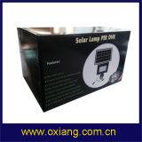 Monitor ligero solar de las cámaras de seguridad de HD1080 PIR LED