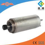 Высокоскоростной мотор шпинделя маршрутизатора CNC водяного охлаждения 5.5kw для камня