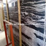 Lastre d'argento piacevoli del marmo del drago per la parete e la pavimentazione
