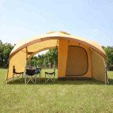 B2b Fabrikant 4 Tent van de Koepel van Deuren de Onmiddellijke Waterdichte voor het Openlucht Kamperen van de Familie van Personen 8+