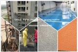 Engenharia e máquinas de construção para pintura