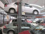 Doubles nécessaires de niveau de levage de véhicule de stationnement