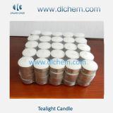 100% cera de parafina Tealight Velas