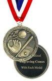 De in het groot Medaille van de Sporten van de Douane van de Legering van het Zink van de Fabriek van het Ontwerp van 2017 Nieuwe 3D