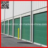 Motorizados Seguridad Industrial de acero de la puerta de roll-up (ST-002).