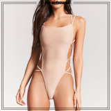 2018 Form-Badeanzug-Strand-Abnützung-Einteiler-Badebekleidung