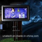 Publicidad del marco de fotos Flex LED luminoso desplazador sesión