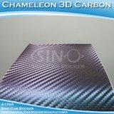 Enveloppement corporel voiture caméléon Voiture en fibre de carbone