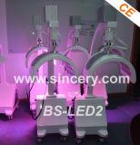 Equipamento leve da terapia do diodo emissor de luz do rejuvenescimento Multi-Function PDT da pele do diodo emissor de luz do fotão
