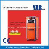 La mayoría del helado suave popular que hace la máquina con precio bajo