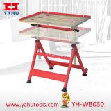 Établi réglable facile professionnel de déménager et de soudure de hauteur (YH-WB030)