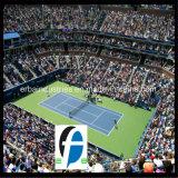 Fornitore della pavimentazione del PVC delle corti di sport dell'interno ed esterni della Cina