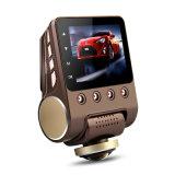 Gravador de visão panorâmica de 360 graus Hidden HD 1080P Night Vision Wide-Angle Car DVR Camcorder com WiFi