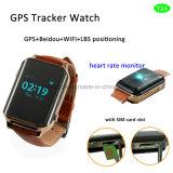 Hot Tracker GPS Reloj con Monitor de ritmo cardíaco y alarma de la Píldora Y16