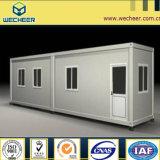 Chambre de conteneur de paquet plat de 20FT pour l'accommodation de région d'exploitation