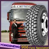 すべての鋼鉄放射状のトラックのタイヤGCCの証明1200r24