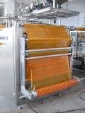 Sachet Shampoo Máquina de embalagem de selagem de quatro lados e multi-linha