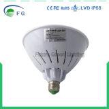 Die drahtlose Steuerfarbe, die LED-Pool-Glühlampe mit HF-entfernter Station ändert, befestigt Pentair und Hayward helle Vorrichtungs-Nische PAR56 E26/E27 (35 Watt, 12 Volt)