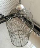 Universal del acoplamiento de alambre, cuerda Valla de malla Decoración