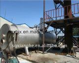 Caucho de 12 toneladas a la planta de la pirolisis de la refinería de petróleo