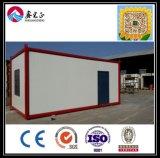 Fabricación profesional china del bajo costo de la casa prefabricada de emparedado del panel de la casa ligera del envase (XGZ-TX-002)