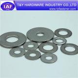 Rondelle ordinaire d'acier inoxydable de fournisseur de la Chine