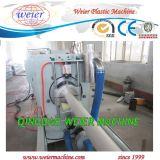 линия машины продукции трубы PVC диаметра 75-200mm с качеством Ce