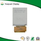 Pantalla del LCD del color de 2 pulgadas pequeña con la resolución 176X220