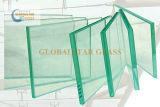 12mmの明確な緩和されたガラス(穴なしで)