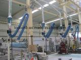 Bras de dépoussiérage/bras d'aspiration pour le système d'extraction de vapeur