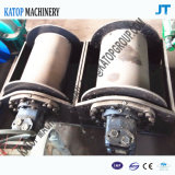 Dredger de sable à 8 pouces avec dérailleur de mines de sable à moteur électrique