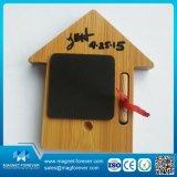 Imán del refrigerador Imán de la publicidad de los regalos de la promo Imán de bambú del refrigerador