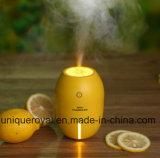 Mini USB ультразвуковой увлажнитель воздуха с лимоном