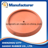 Zoll NBR FKM PU-Silikon-Gummi-verstärkte Membranen