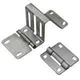 部分CNC部品を押すカスタム精密シート・メタルの部分金属