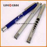 Torcia elettrica Pocket della penna con il calibro della pupilla