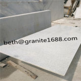Partie supérieure du comptoir blanche en cristal pure de marbre et de granit de la Chine de prix bas